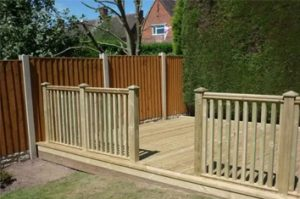 garden fencing mansfield 300x199 - Fencing and Landscaping Mansfield