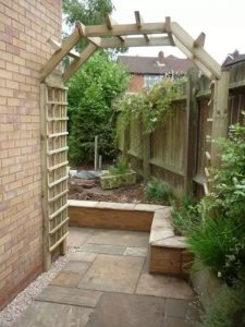 lanscape gardening mansfield 2 225x300 - Fencing and Landscaping Mansfield