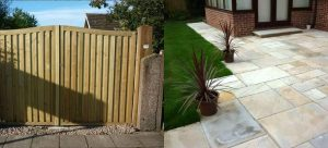 mansfield landscaping 300x136 - Fencing and Landscaping Mansfield
