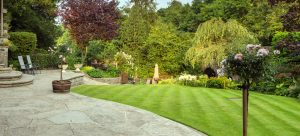 mansfield garden 300x136 - Fencing and Landscaping Mansfield