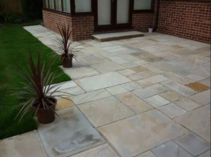paving 300x223 - Fencing and Landscaping Mansfield