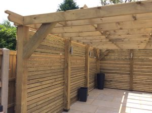 image1 300x224 - Fencing and Landscaping Mansfield